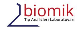Biomik Tıp Analizleri Laboratuvarı